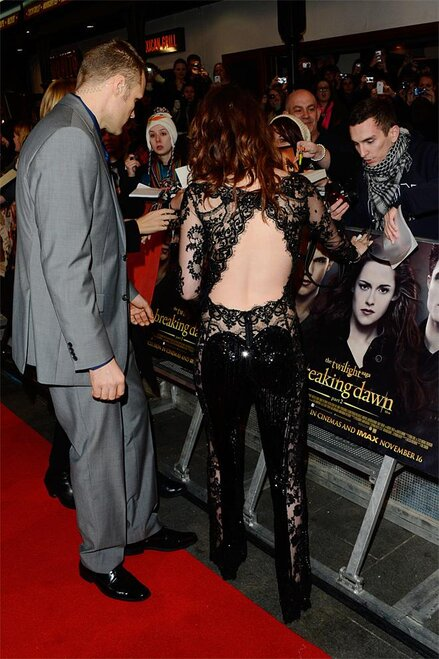 Britain Twilight Saga: Breaking Dawn Part 2: European Premiere