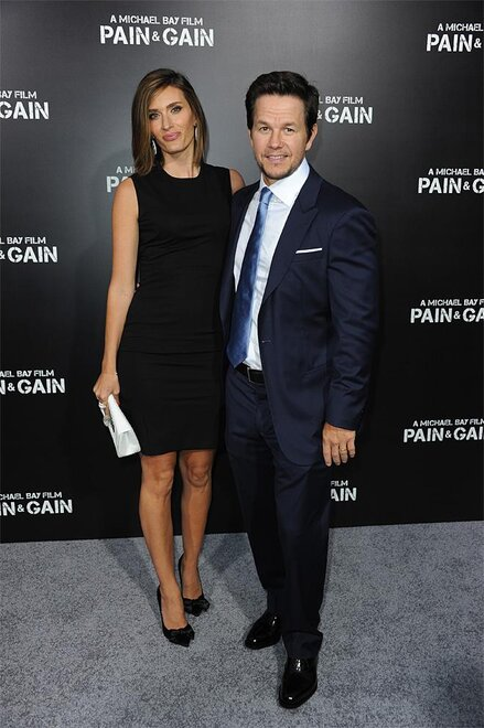 LA Premiere of Pain and Gain