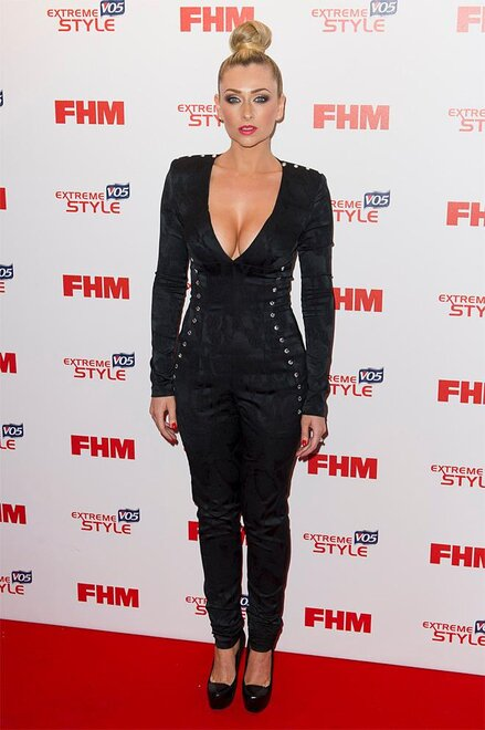 Britain FHM's 100 Sexiest Women