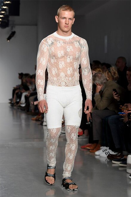 Britain Men's Fashion Week