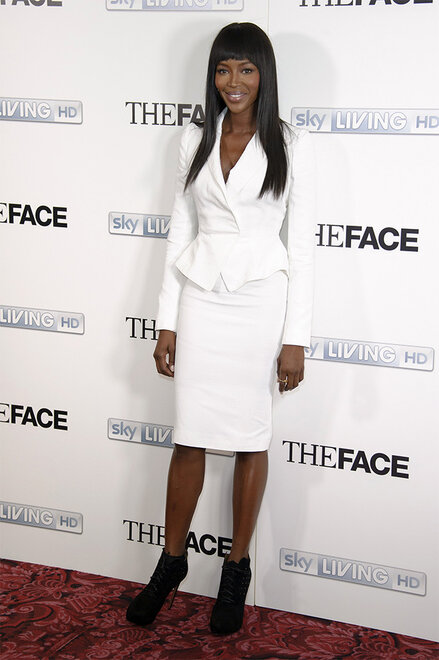 "Britain Launch of ""The Face"""