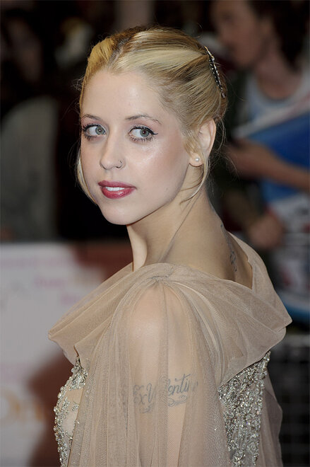 Britain Peaches Geldof Obit
