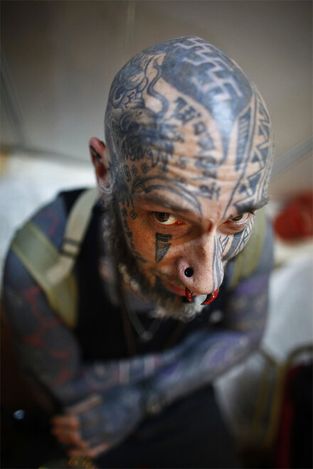 Nepal Tattoo Convention