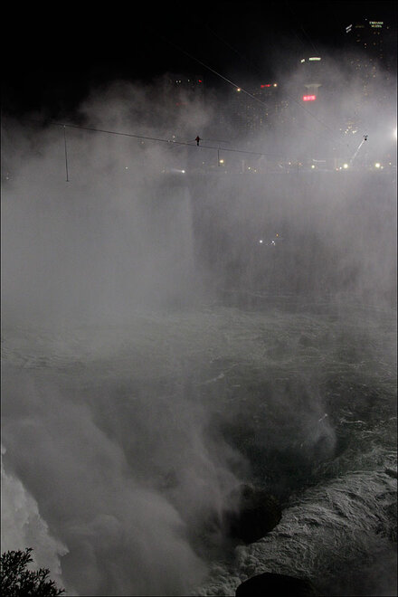 Niagara Falls Tightrope