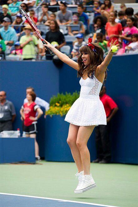 US Open Arthur Ashe Kids Day