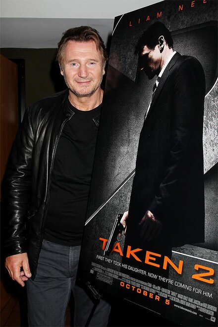 People Liam Neeson