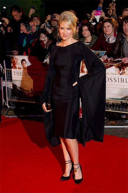 The Impossible Premiere London
