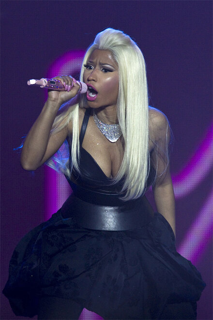 New Zealand Nicki Minaj