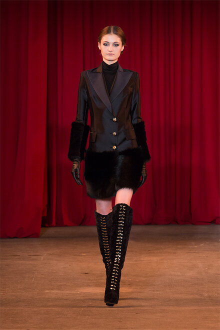 Fashion Christian Siriano Fall 2013