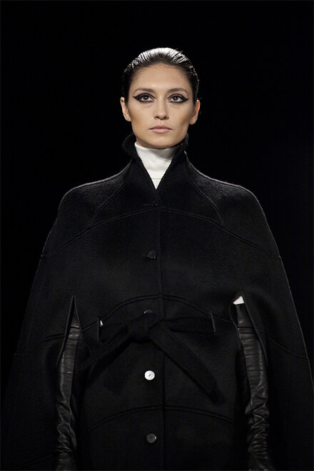 Fashion Ralph Rucci Fall 2013