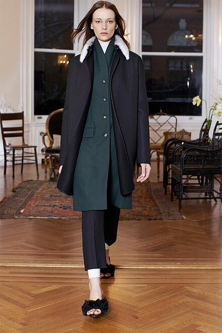Fashion The Row Fall 2013