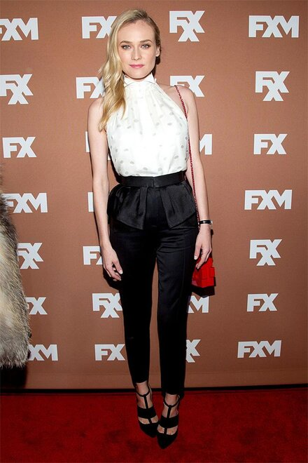 2013 FX Network Upfront Bowling Event