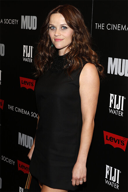 Cinema Society Screening of Mud Hosted by FIJI Water