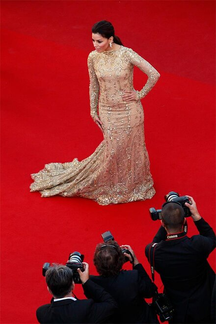 France Cannes The Past Red Carpet