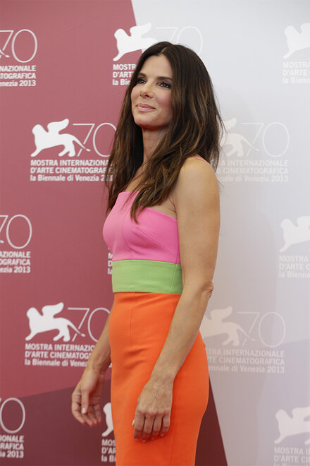 Italy Venice Film Festival Gravity Photo Call