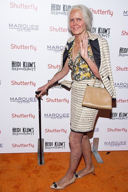 Heidi Klum's 14th Annual Halloween Party