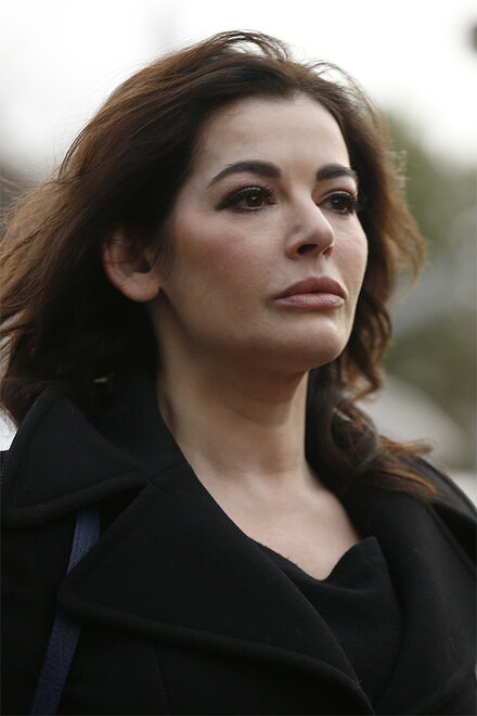 Britain Nigella Lawson