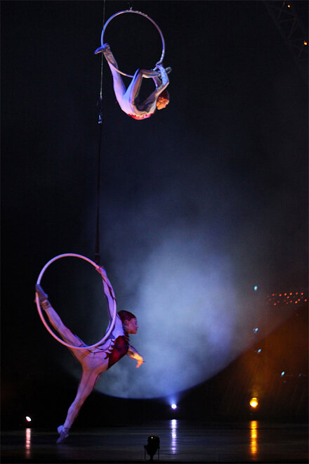Cirque du Soleil Quidam at Matthew Knight Arena in Eugene (63)