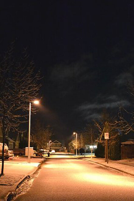 Eugene welcomes winter by YouNews reporter LorieParkerWade
