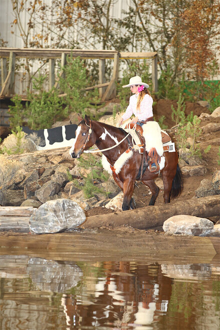 Mountain Trail Competitions at the Oregon Horse Center