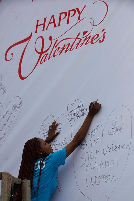 Nigeria One Billion Rising