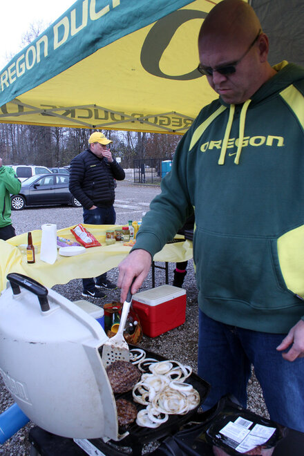 Oregon Civil War tailgate at Autzen 2013 (9)