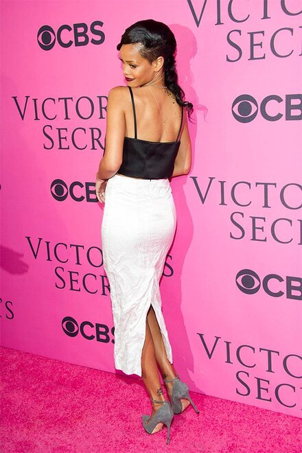 Victorias Secret Fashion Show Arrivals