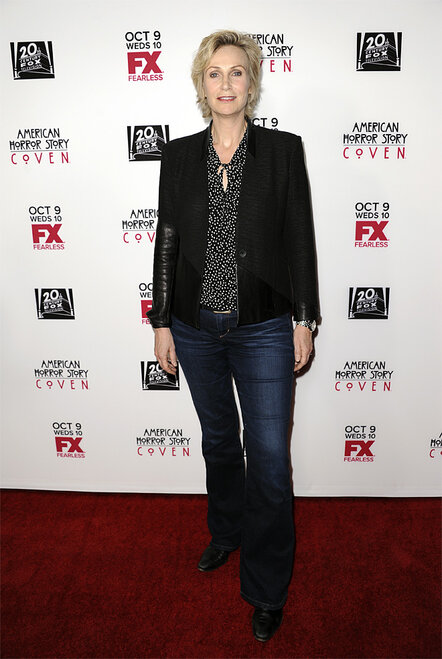 "Premiere Screening of ""American Horror Story Coven"" - Arrivals"