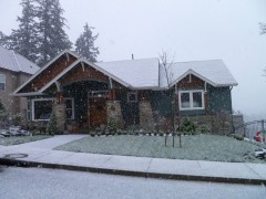 snow in thurston...YES!!!