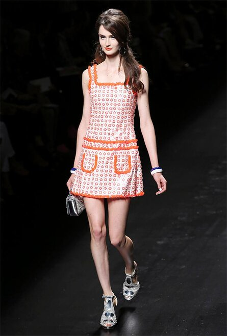 Italy Fashion Moschino
