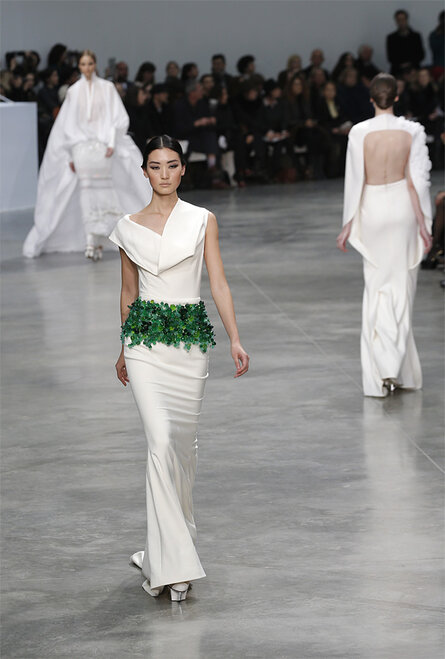 Paris Fashion Stephane Rolland