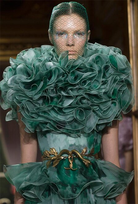 Paris Fashion Giambattista Valli