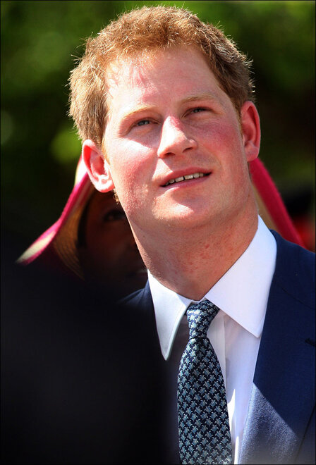 Bahamas Prince Harry