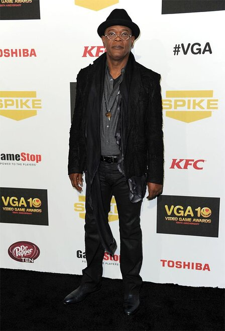 Spike Video Game Awards - Arrivals