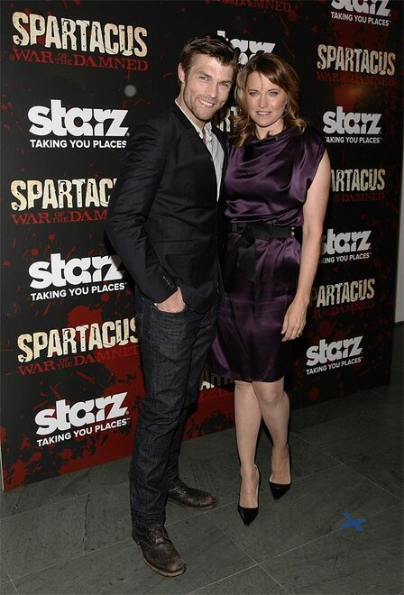 Premiere Spartacus: War of the Damned NY
