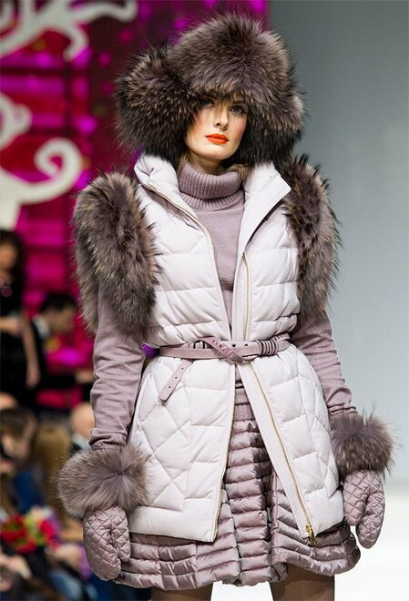 Moscow Fashion Week Odri