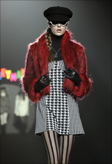 Fashion Betsey Johnson Fall 2012