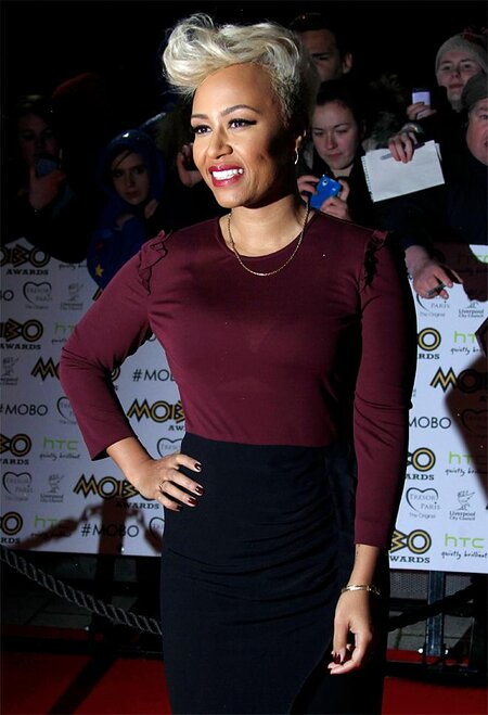 MOBO Awards 2012: Arrivals