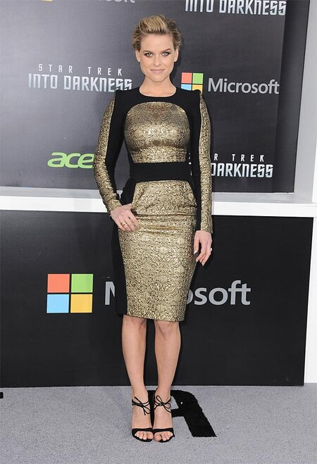 LA Premiere of Star Trek Into Darkness - Arrivals