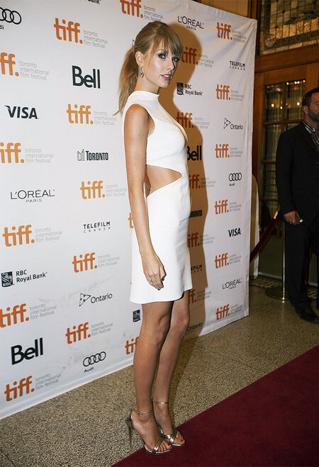 Canada Toronto Film Festival ONE CHANCE