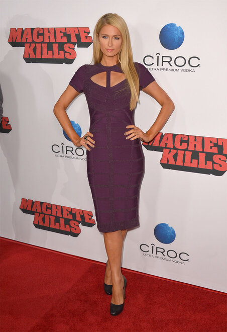 "LA Premiere of ""Machete Kills"" - Arrivals"