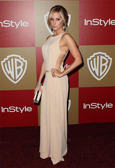 InStyle and Warner Bros Golden Globe After Party