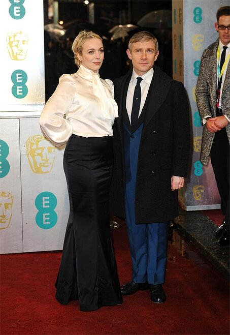 BAFTA Film Awards 2013 Red Carpet