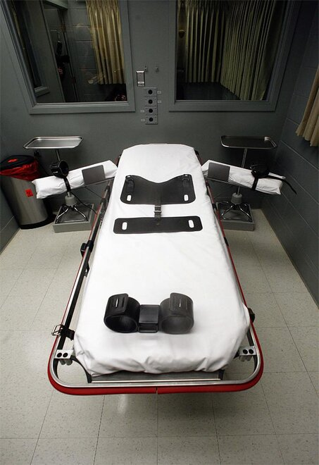 Oregon Death Penalty