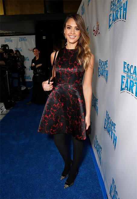 LA Premiere of Escape from Planet Earth