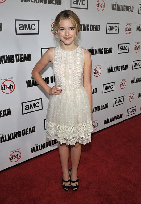 AMC's The Walking Dead Season Three Premiere