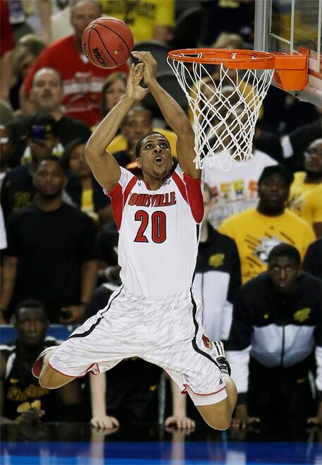 CORRECTION NCAA Final Four Wichita St Louisville Basketball