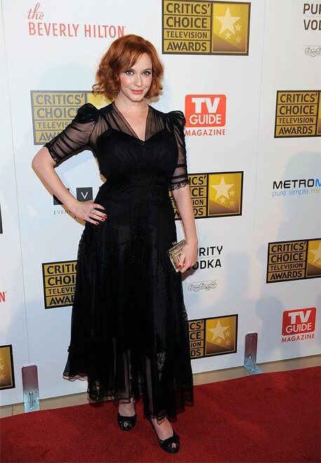 Critics Choice Television Awards Arrivals