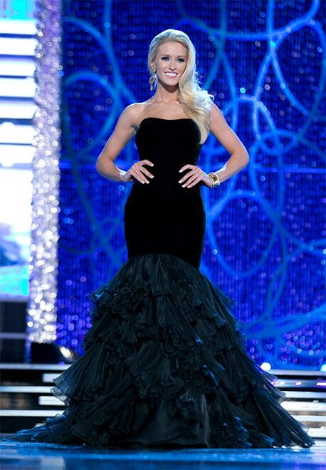 Miss America Double Mastectomy