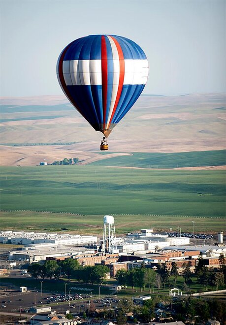 Walla Walla Hot Air Balloon